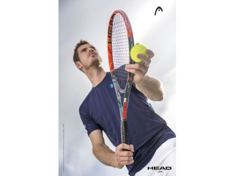 Head Graphene XT Radical Pro Andy Murray Tennis Racket