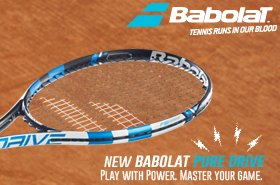 Babolat Pure Drive Tennis Racket 2015