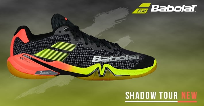 Babolat Shadow Tour 2018 Badminton Shoes