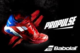 Babolat Propulse Fury 2018 tennis Shoes