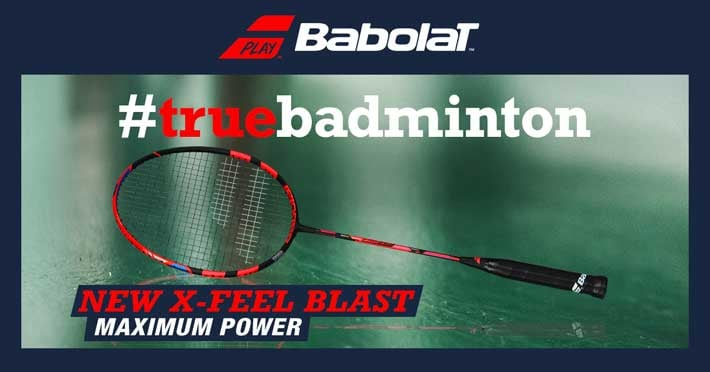 Babolat X-Feel Blast Badminton Racket 2019