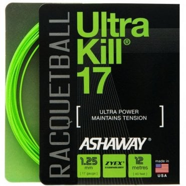 Ultranick 17 Racketball Strin Set