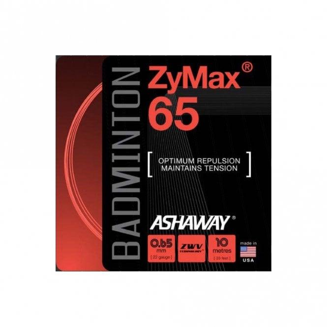 Ashaway Zymax 65 Badminton String 200m Reel