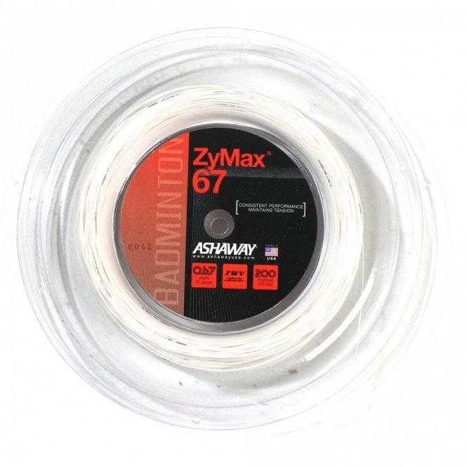Ashaway Zymax 67 Badminton String 200m Reel