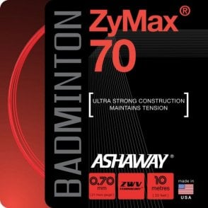Zymax 70 Badminton String 10m Set