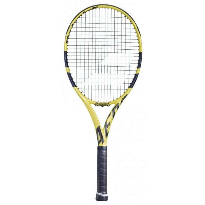 Babolat Aero G Tennis Racket 2019 Yellow/Black