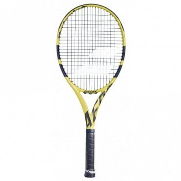 Aero G Tennis Racket 2019 Yellow/Black
