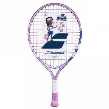 "B'Fly 19"" Junior Tennis Racket 2019"