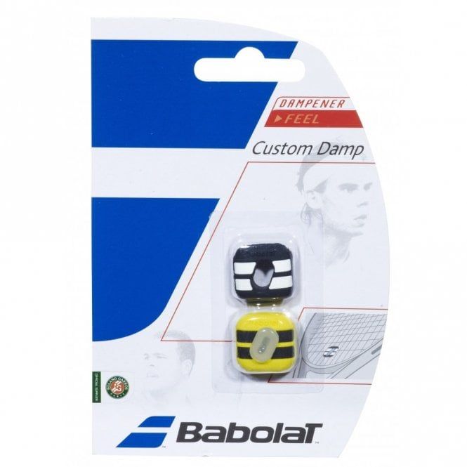 Babolat Custom Damp Vibration Dampener Shock Absorber x 2