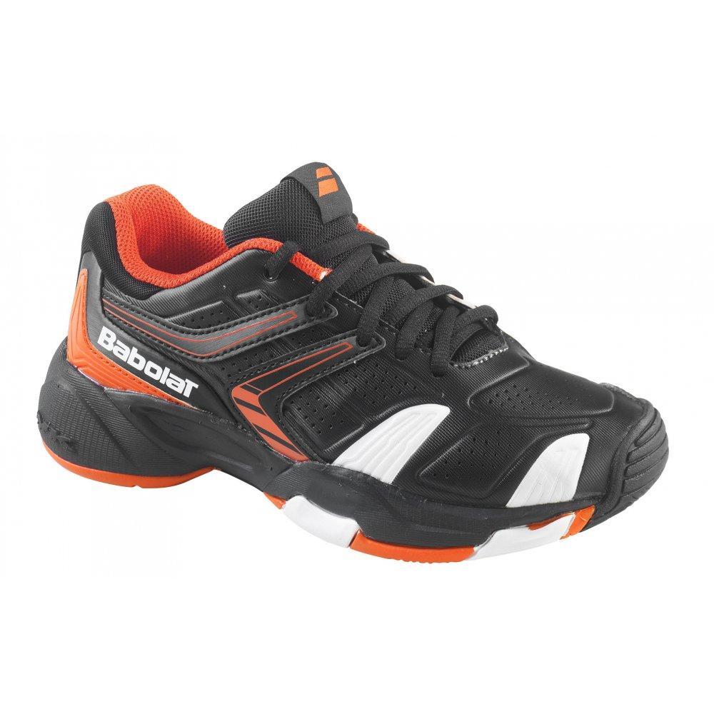 babolat drive 3 all court junior boys tennis shoes