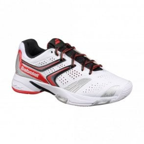Drive 3 All Court Junior Girls Tennis Shoes