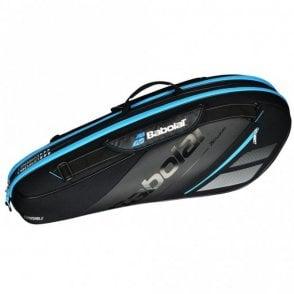 Expandable Team Line 10 Racket Bag 2019 Black/Blue