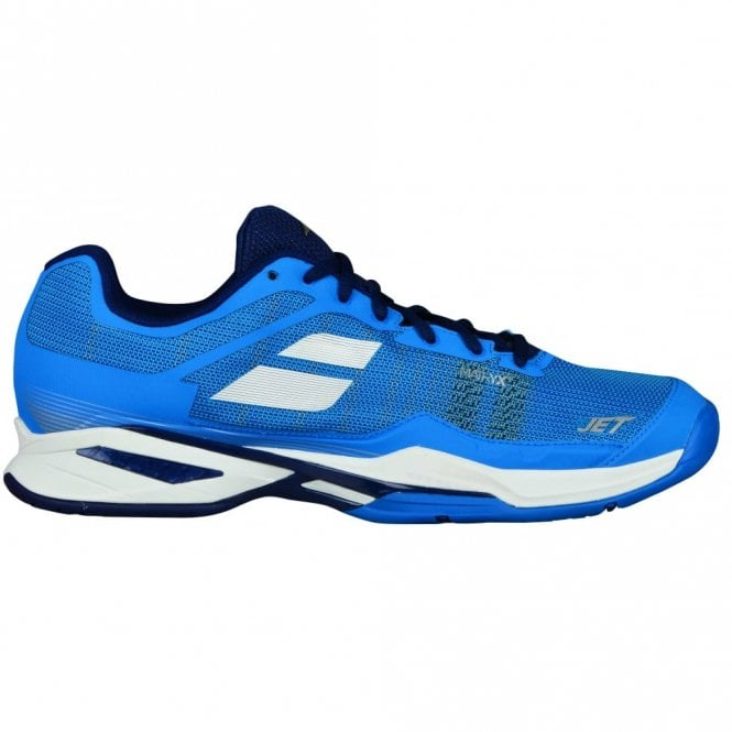 Babolat Jet Mach 1 All Court Mens Tennis Shoes 2018 Blue