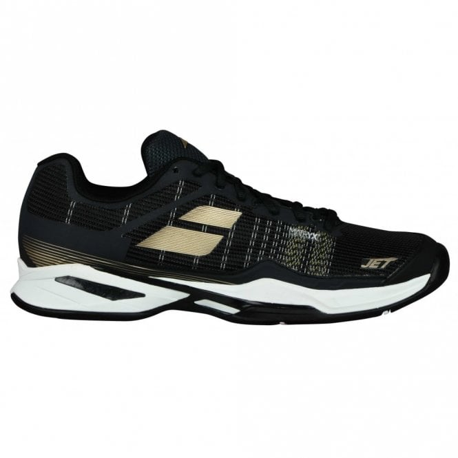 Babolat Jet Mach I All Court Mens Tennis Shoes 2018 Black