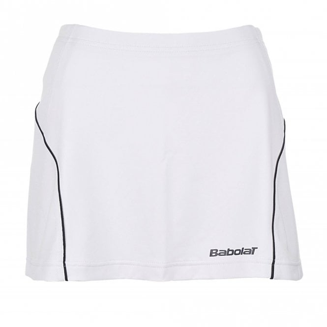 Babolat Ladies Club Skort - White - Skirt