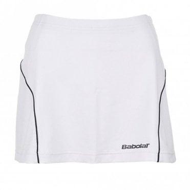 Ladies Club Skort - White - Skirt