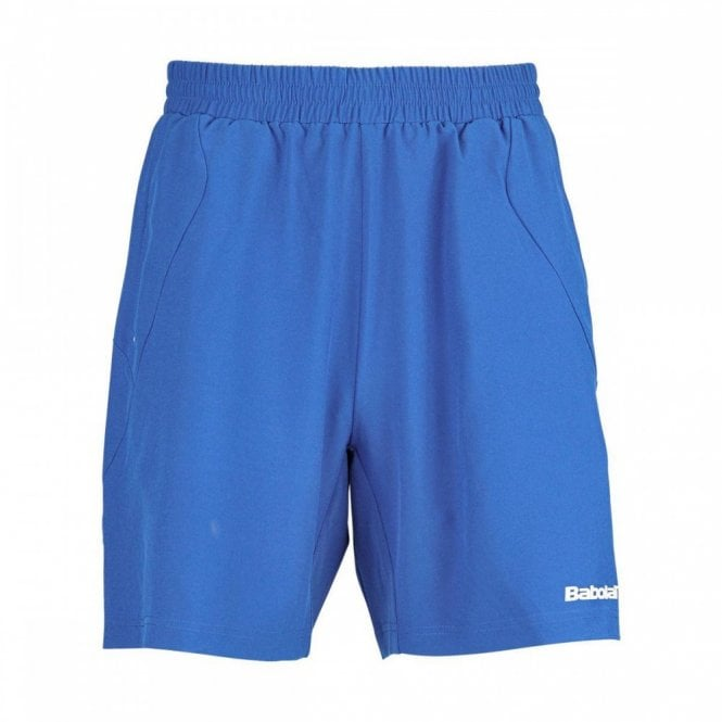 Babolat Match Core Boys Shorts - Blue
