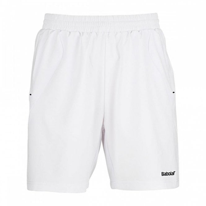 Babolat Match Core Boys Shorts - White
