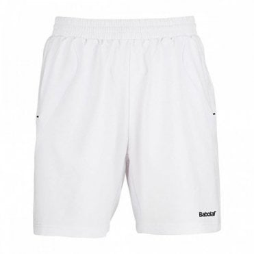 Match Core Boys Shorts - White