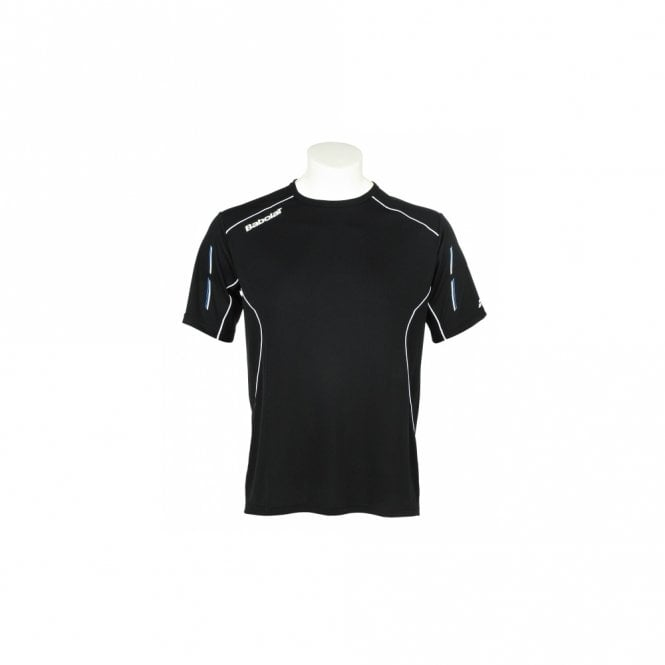 Babolat Match Core Boys T-Shirt - Black