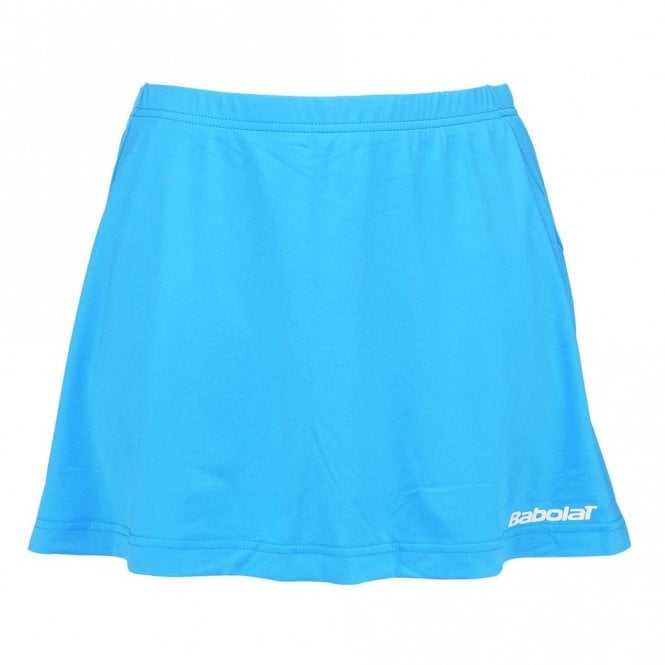 Babolat Match Core Girls Skort - Blue Skirt