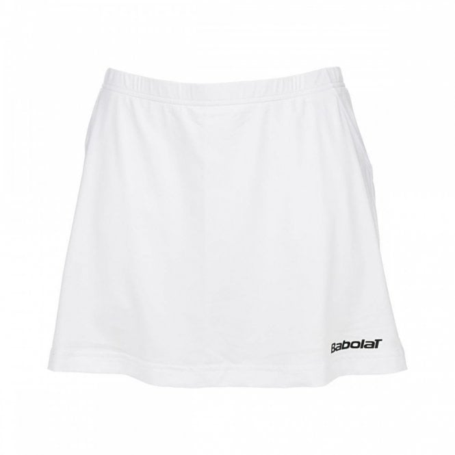 Babolat Match Core Ladies Skort - White Skirt