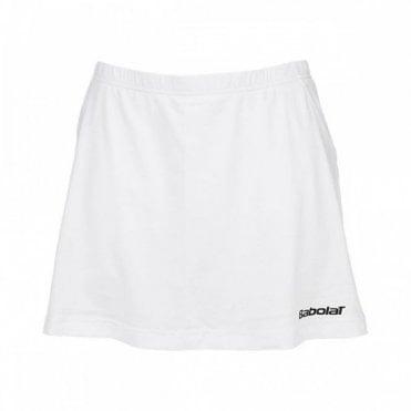 Match Core Ladies Skort - White Skirt
