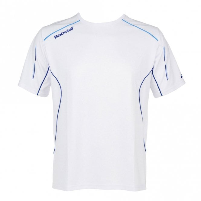 Babolat Match Core Sports T-Shirt White