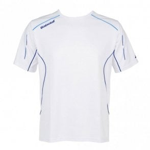 Match Core Sports T-Shirt White