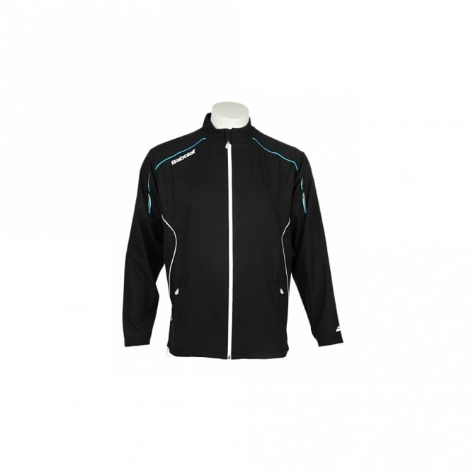 Babolat Match Core Tracksuit Jacket Top Black