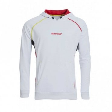 Match Performance Boys Sweat / Hoodie - White