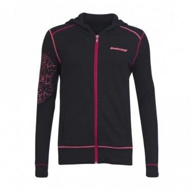 Match Performance Womens Sweat / Hoodie - Black