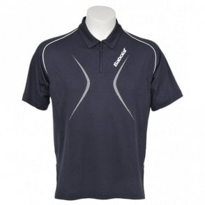 Mens Club Polo Shirt - Navy blue