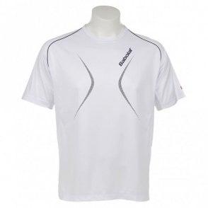 Mens Club T-Shirt - White
