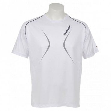 Mens Club T-Shirt - White