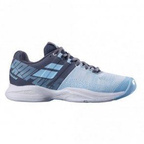 Propulse Blast All Court Womens Tennis Shoes 2019 Grey/Blue