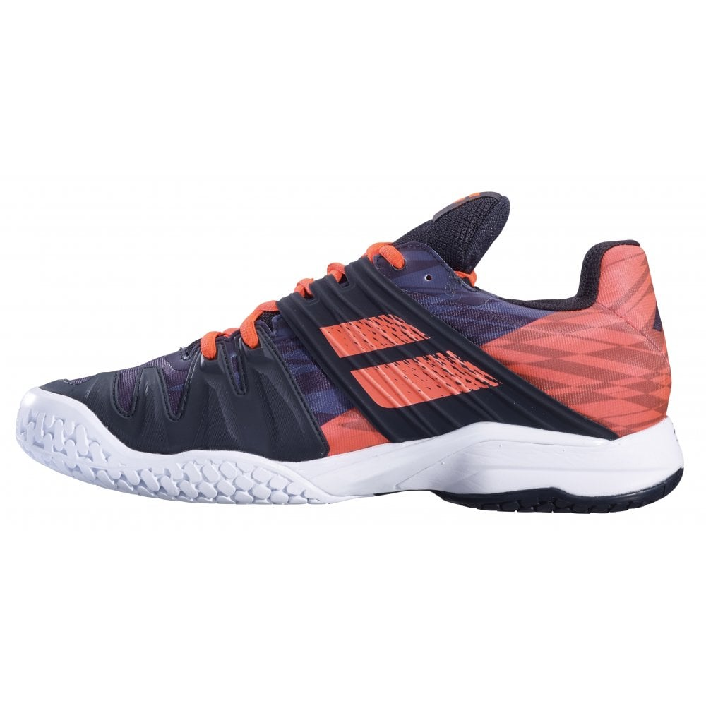 540c8d53e176 Overall Comfort Score 4 7 Source · Babolat Propulse Fury Mens Tennis Shoes  Footwear 2019 Black
