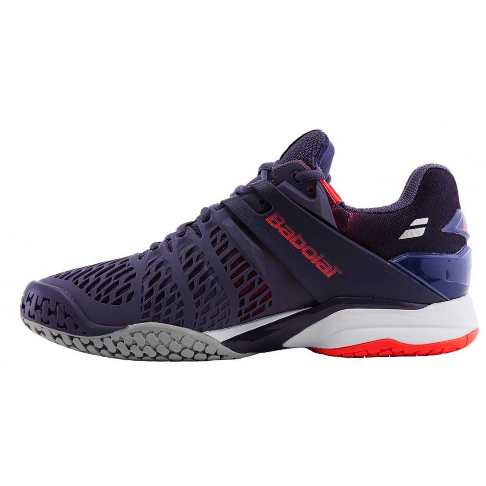 New Babolat Shoes