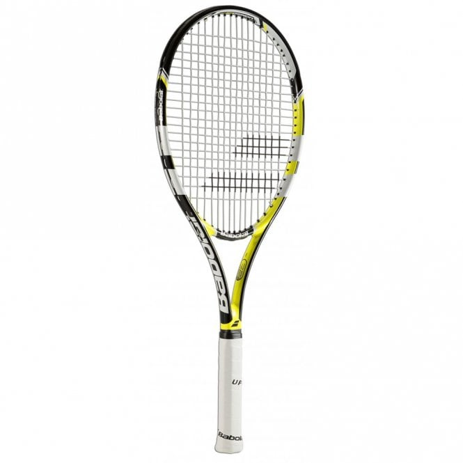 Babolat Pulsion 102 Tennis Racket 2015 Yellow - Babolat from MDG Sports UK 26cdffdc97b86