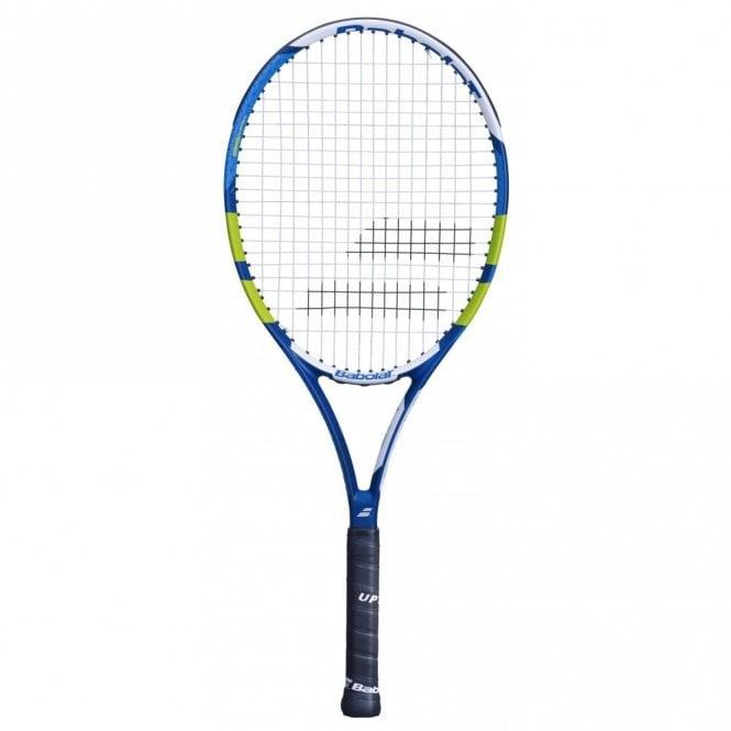 Babolat Pulsion 102 Tennis Racket 2019 Blue/Yellow