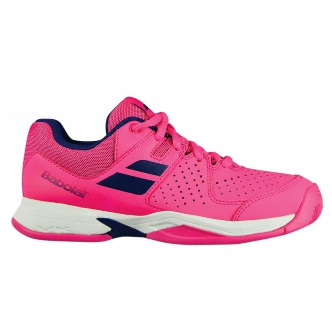 Babolat Pulsion All Court Junior Tennis Shoes 2018 - Pink