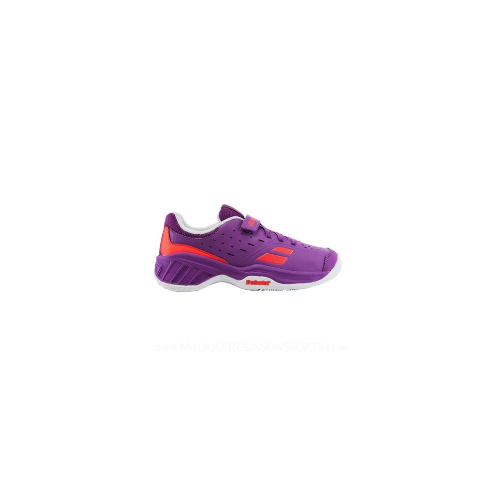 Babolat Pulsion AC Kid Purple Shoes