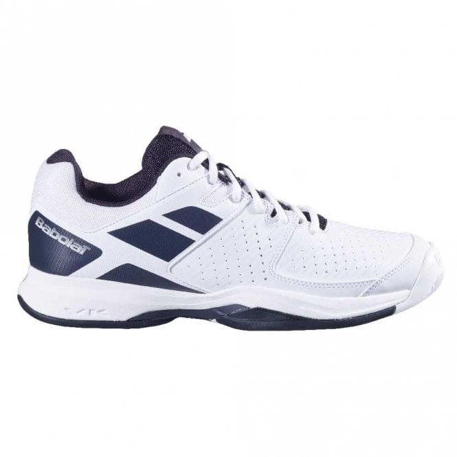 Babolat Pulsion All Court Mens Tennis Shoes 2018 White