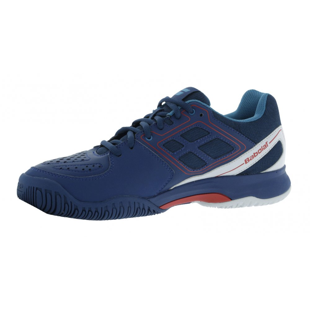 Babolat Pulsion BPM All Court Mens Tennis Shoes Blue - Babolat from ... 8d95934c487