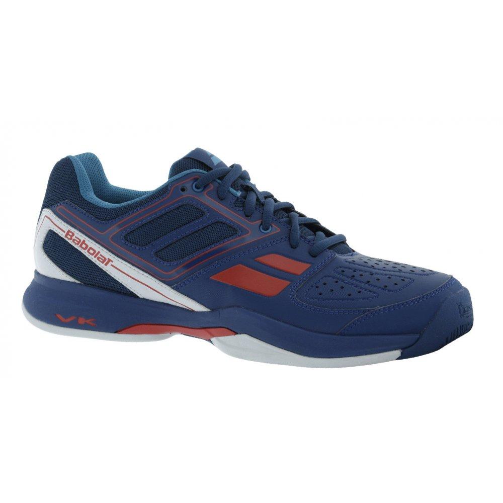 babolat pulsion bpm junior boys all court tennis shoes