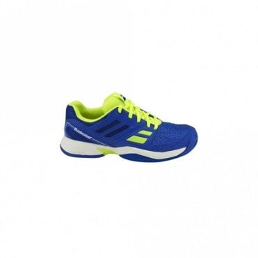 Pulsion BPM Junior Boys All Court Tennis Shoes Blue