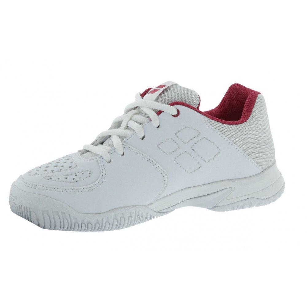babolat pulsion bpm junior all court tennis shoes