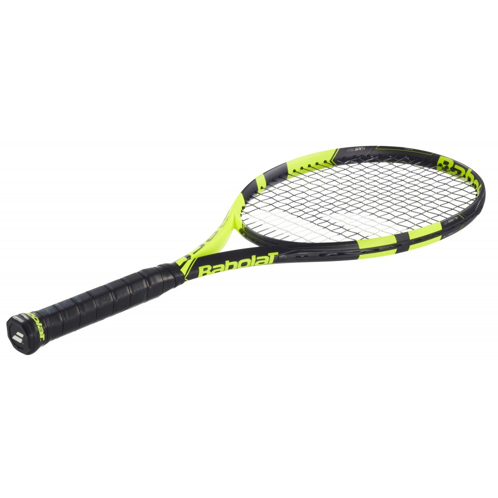 babolat pure aero tennis racket 2016 mdg sports racquet. Black Bedroom Furniture Sets. Home Design Ideas