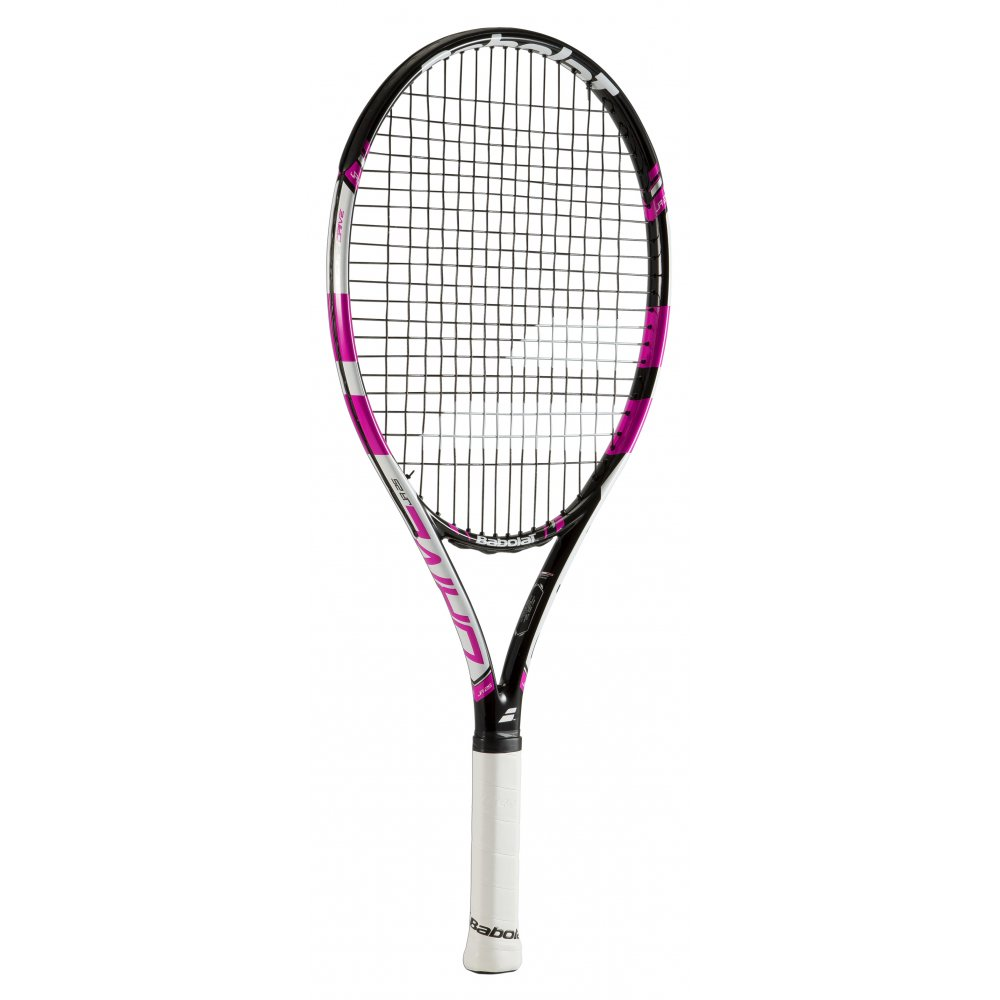 babolat pure drive 25 junior tennis racket 2015 pink. Black Bedroom Furniture Sets. Home Design Ideas