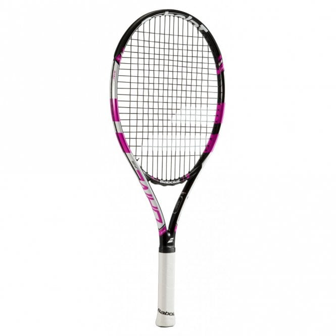 "Babolat Pure Drive 25"" Junior Tennis Racket 2015 Pink"